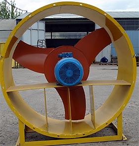 Промышленные вентиляторы купить