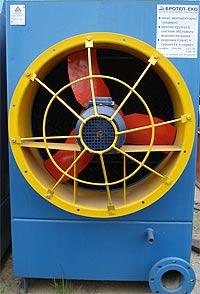 Промышленные вентиляторы для градирен